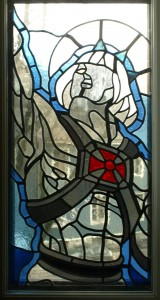 master MASTER (2015) stained glass